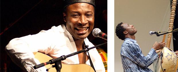 ADJIRI ODAMETEY - AFRICA ALIVE Eröffnungskonzert
