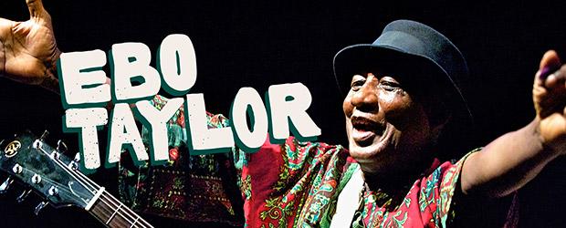 EBO TAYLOR & THE SALTPOND CITY BAND / GHANA